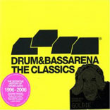 DRUM AND BASS ARENA THE CLASSICS ゴールディー