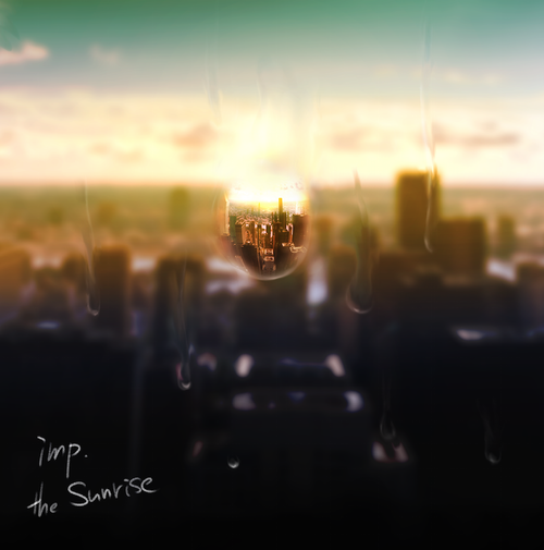 THE SUNRISE インプ